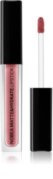 NOBEA Festive matter, feuchtigkeitsspendender und flüssiger Lippenstift