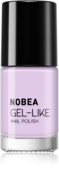 NOBEA Day-to-Day Gel-Effect Nail Varnish
