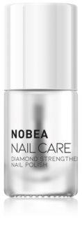 NOBEA Nail care stärkender Nagellack