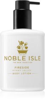 Noble Isle Fireside лосион-грижа за тяло