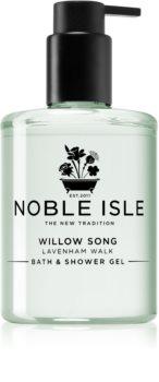 Noble Isle Willow Song gel bagno e doccia