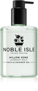 Noble Isle Willow Song gel de dus si baie