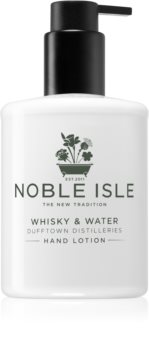 Noble Isle Whisky & Water crème traitante mains