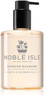 Noble Isle Rhubarb Rhubarb! sprchový a koupelový gel