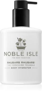 Noble Isle Rhubarb Rhubarb! Hidratáló testgél