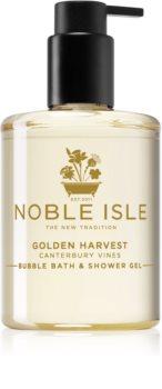 Noble Isle Golden Harvest tusoló- és fürdőgél