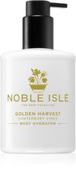 Noble Isle Golden Harvest gel hydratant corps
