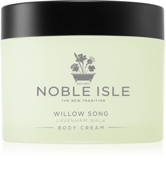 Noble Isle Willow Song Bodycrème  met Shea Butter