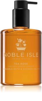 Noble Isle Tea Rose sprchový a koupelový gel