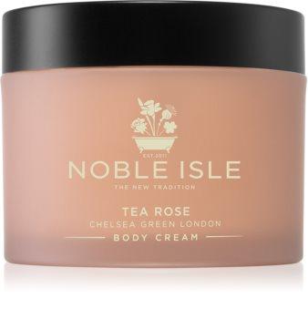 Noble Isle Tea Rose ápoló testkrém