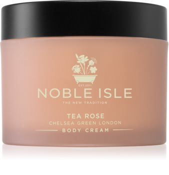 Noble Isle Tea Rose pflegende Körpercreme