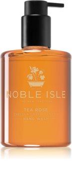 Noble Isle Tea Rose savon liquide mains