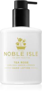 Noble Isle Tea Rose cremă hrănitoare pentru mâini