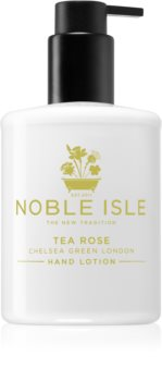 Noble Isle Tea Rose crème nourrissante mains