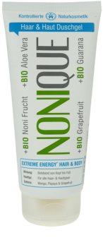 Nonique Extreme Energy šampon a sprchový gel 2 v 1