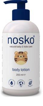 Nosko Baby Body Lotion feuchtigkeitsspendende Bodylotion für Babyhaut