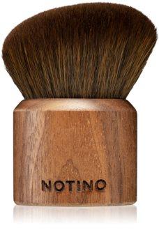 Notino Wooden Collection Kabuki-Schminkpinsel