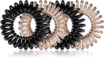 Notino Hair Collection gumičky do vlasů 4 ks