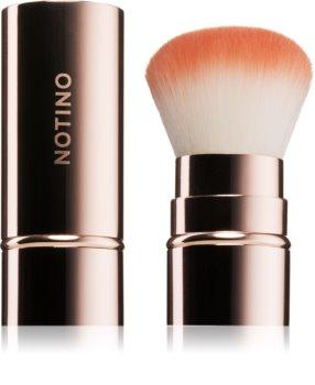 Notino Glamour Collection Travel Kabuki Brush Travel Powder Brush