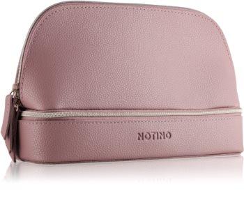 Notino Glamour Collection Double Make-up Bag geantă de cosmetice cu două compartimente