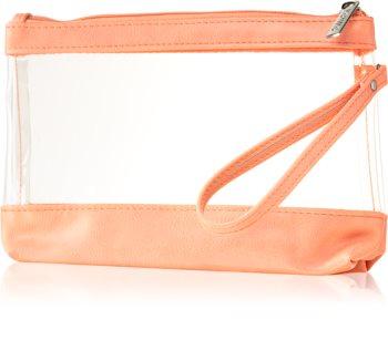 Notino Basic Transparent Makeup Bag For Travelling