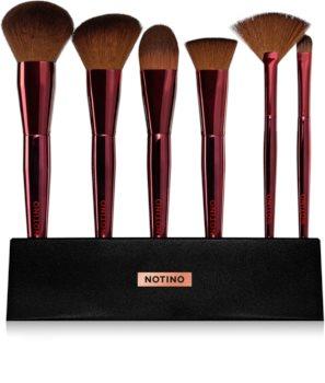 Notino Elite Collection The Perfect Brush Set set perii machiaj