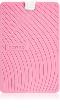 Notino Home Scented Cards Rose & Powder Carte parfumée 3 pcs