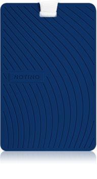 Notino Home Scented Cards Salt & Wood Carte parfumée 3 pcs