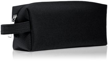 Notino Basic kosmetická taška pánská malá černá