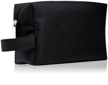 Notino Basic borsa grande per cosmetici da uomo  nero