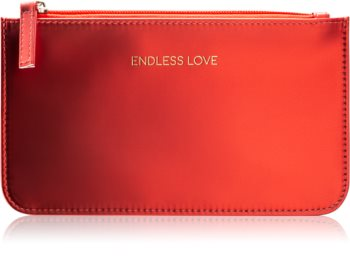 Notino Basic Limited Edition cosmetic bag Red