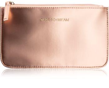 Notino Basic Limited Edition cosmetic bag Rosegold