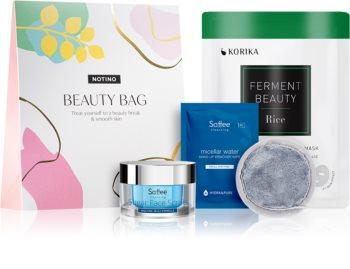 Notino Beauty Bag Kosmetik-Set für glatte Gesichtshaut