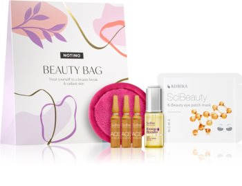 Notino Beauty Bag cosmetic set for radiant skin