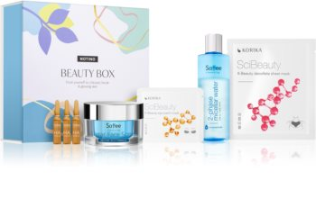 Notino Beauty Box cosmetic set for glowing skin