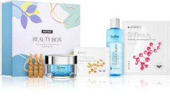 Saffee Beauty Box Kosmetik-Set für strahlende Haut