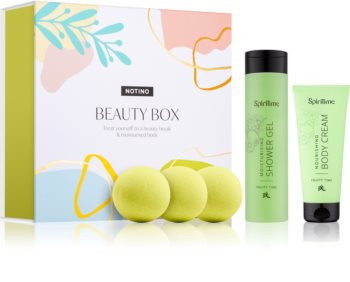 Notino Beauty Box козметичен комплект за хидратирано тяло