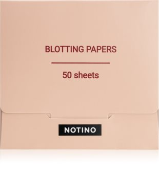 Notino Glamour Collection Blotting Papers papel matificante