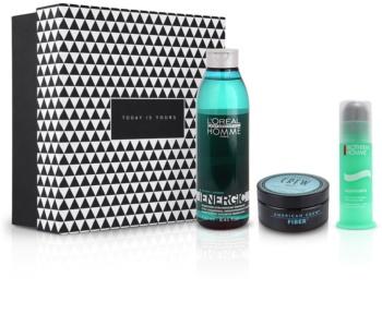 Notino Fonte inesgotável de energia cuidado complexo e energizantepara o cabelo e pele dos homens