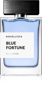 NOVELLISTA Blue Fortune woda perfumowana dla mężczyzn