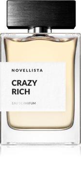 NOVELLISTA Crazy Rich Eau de Parfum voor Vrouwen