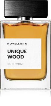 NOVELLISTA Unique Wood parfemska voda uniseks