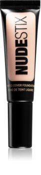Nudestix Tinted Cover lehký make-up s rozjasňujícím účinkem pro přirozený vzhled