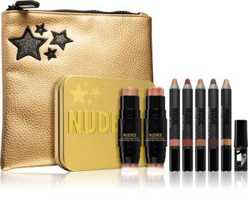 Nudestix Kit Matinee to Soirée by Alana Davison Set von dekorativer Kosmetik (für den perfekten Look)