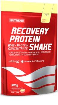 Nutrend RECOVERY PROTEIN SHAKE regenerace a růst svalů  vanilla