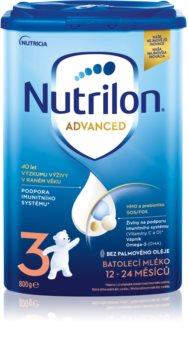 Nutrilon 3 batolecí mléko