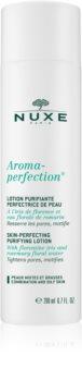 Nuxe Aroma-Perfection тонізуюча вода для обличчя для комбінованої та жирної шкіри