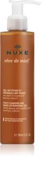 Nuxe Rêve de Miel Reinigungsgel  für empfindliche und trockene Haut