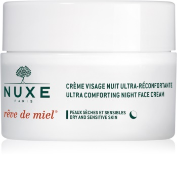 Nuxe Rêve de Miel Ultra Comfortable Face Cream For Dry Skin