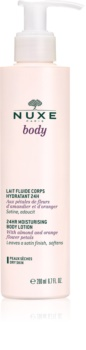 Nuxe Body tělové hydratační mléko pro suchou pokožku